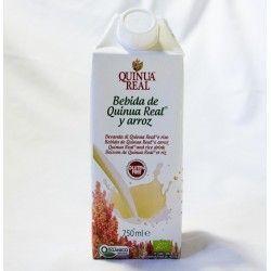 Bebida de Arroz con Quinoa real