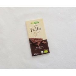 Tableta de chocolate negro Filita