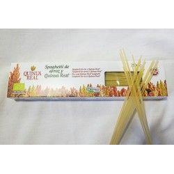 Spaguetti de Arroz y Quinoa real