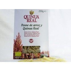 Macarrones de Arroz y Quinoa real
