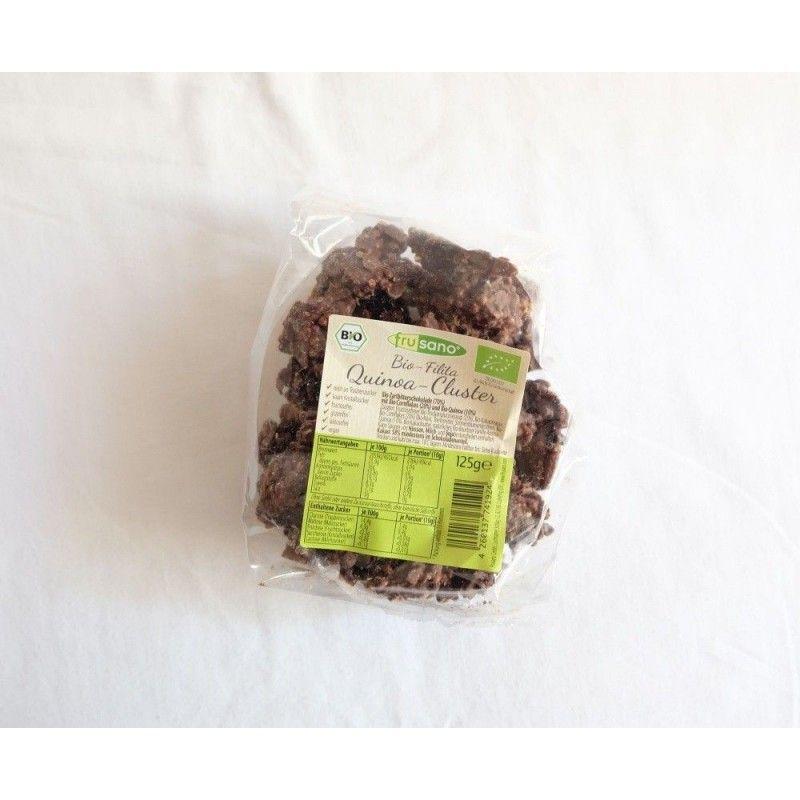 Quinoa inflada con chocolate Filita