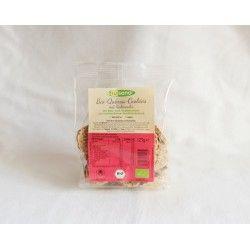 Cookies de quinoa ecológicas