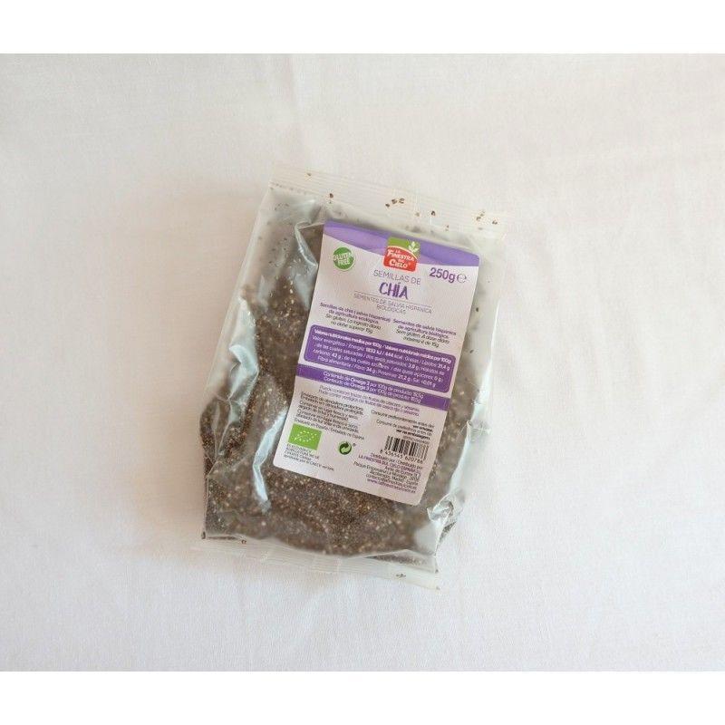 Semillas de chía eco