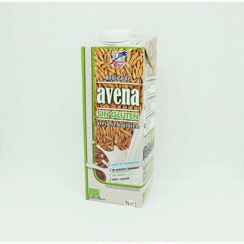 Bebida de Avena sin gluten